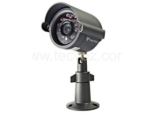 Camera Infra Tec Voz 15Mts CCD Sony 3.6MM CDIR-15S
