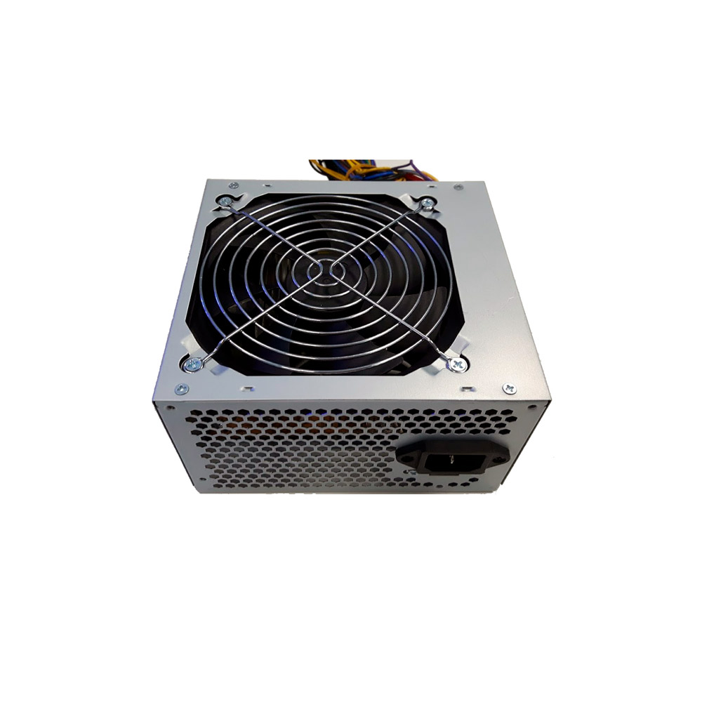 Fonte 500W Power Station GBX-500 AF-B box com cabo
