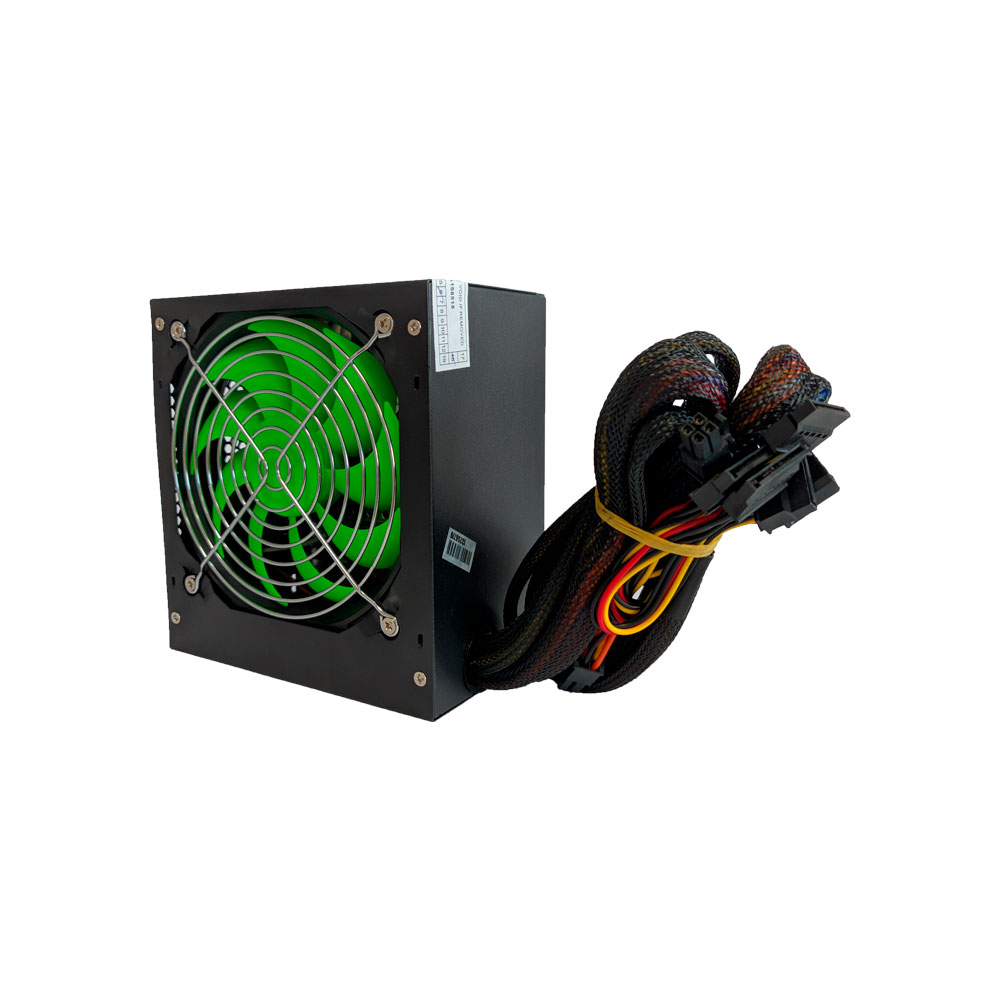 Fonte Gamer GBX 700W Real com Cabo