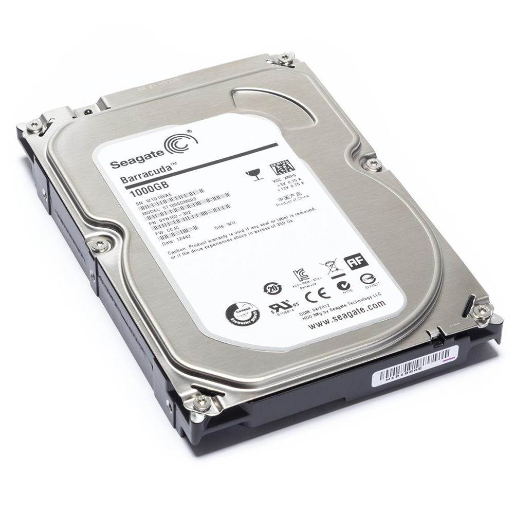 HD 1TB SATA III Seagate 64MB 7200RPM Desktop HDD ST1000DM003