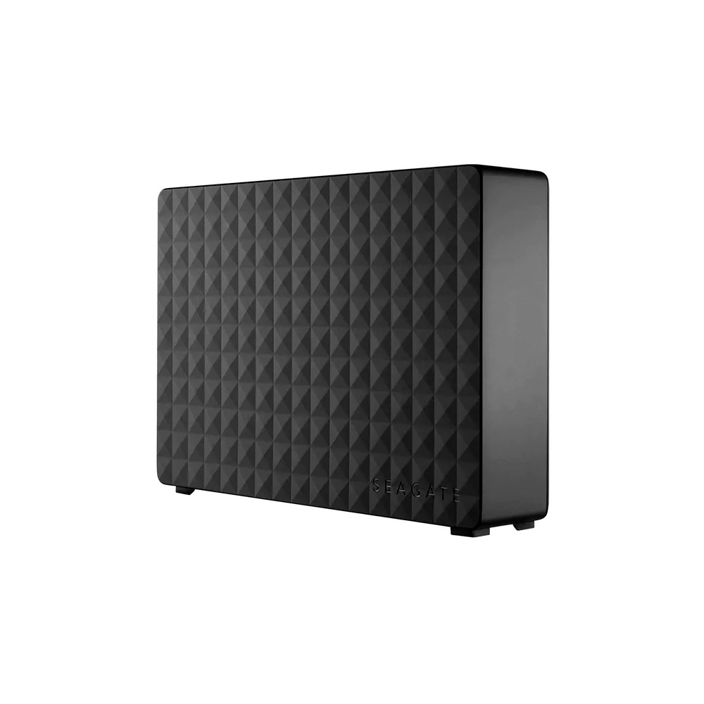 Hd Externo - 4.000gb (4tb) / Usb 3.0 - Seagate Expansion Desktop - Preto - Steb4000100