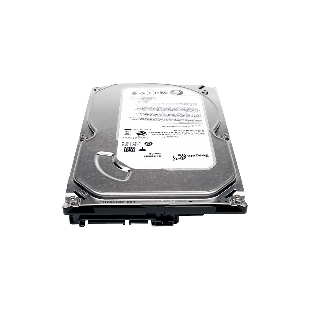 HD 500GB SATA III Seagate 16MB 7200RPM Desktop HDD ST500DM002