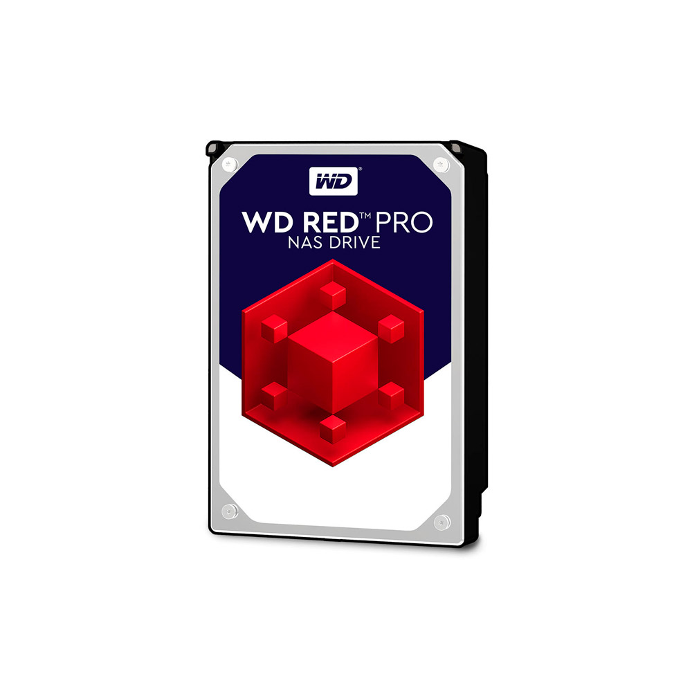 HD WD SATA 3,5´ RED NAS 8TB 5400RPM 128MB Cache SATA 6Gb/s - WD80EFZX RED