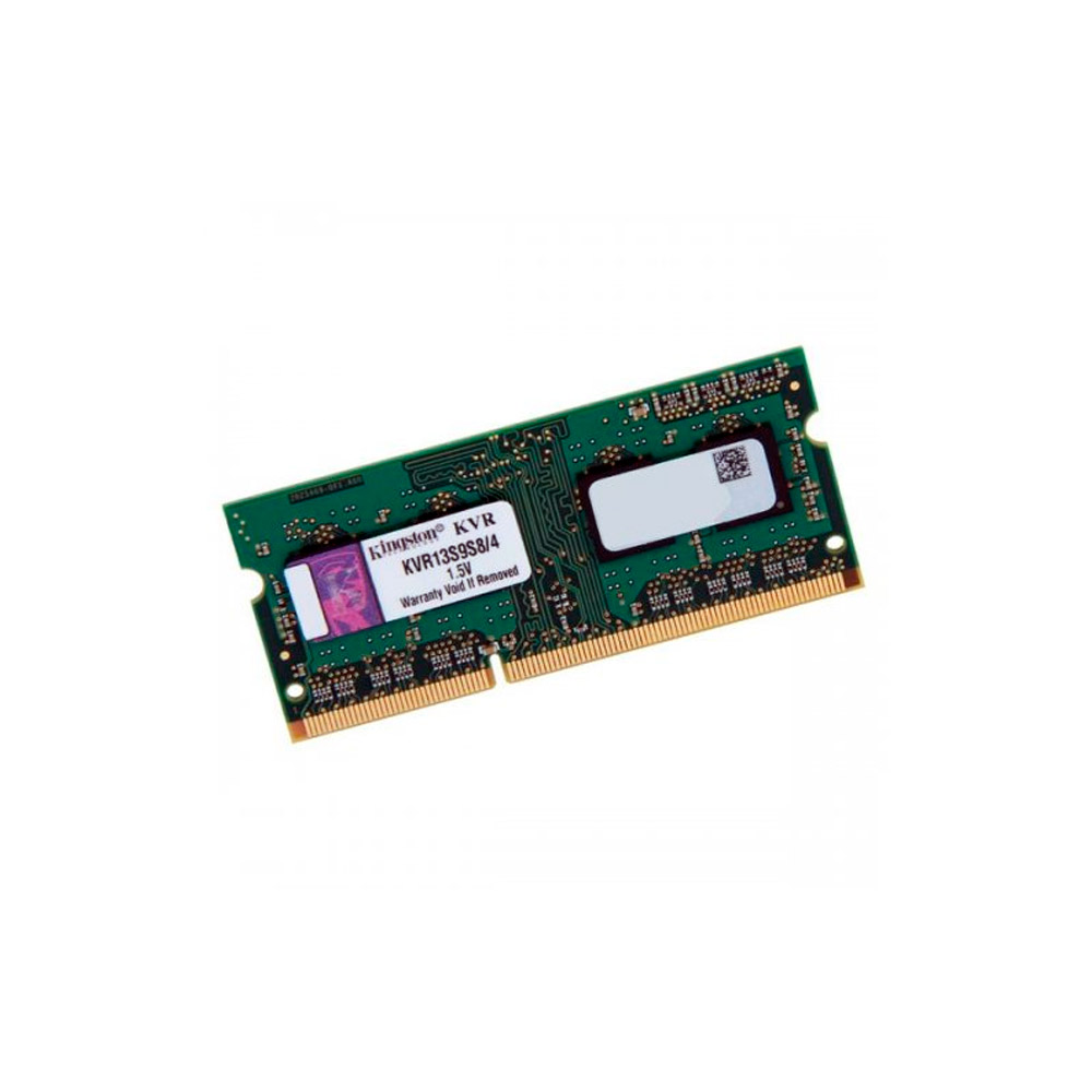 Memória Kingston 4GB DDR3 1333Mhz CL9  KVR1333D3S9/4G p/notebook