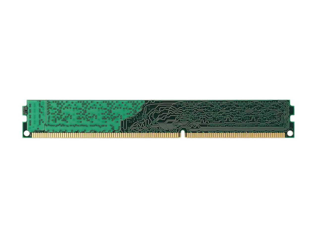 Memória Kingston 4GB DDR3 1600Mhz CL11 KCP316NS8/4
