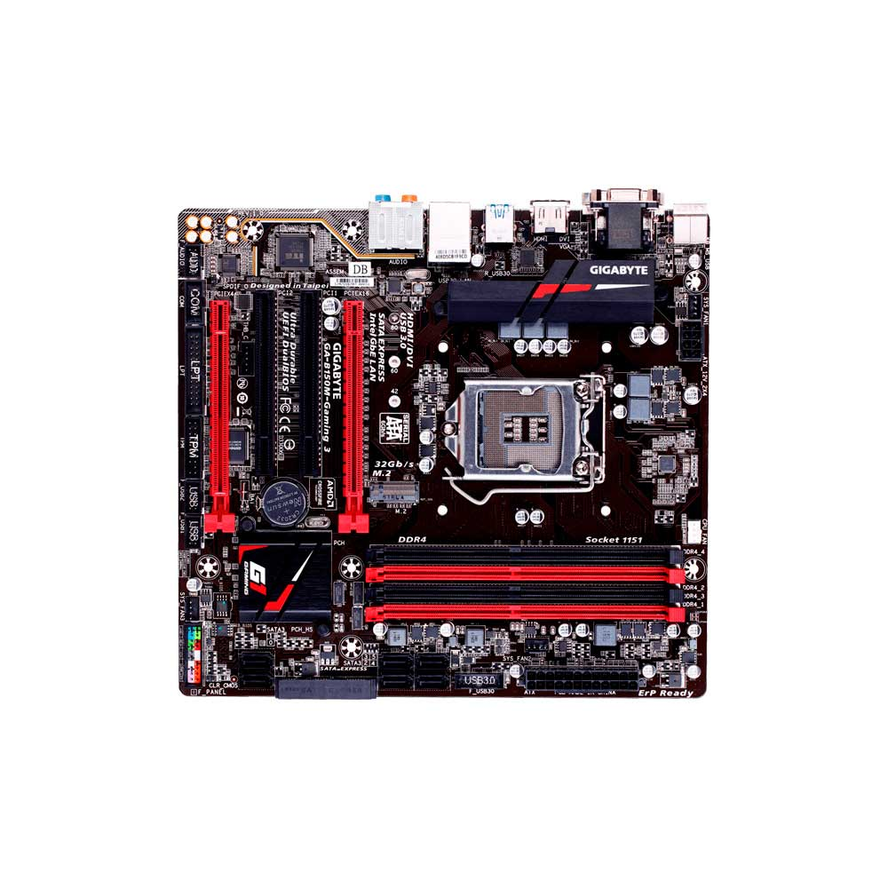 Mother Gigabyte GA-B150M-Gaming 3 DDR4 LGA 1151