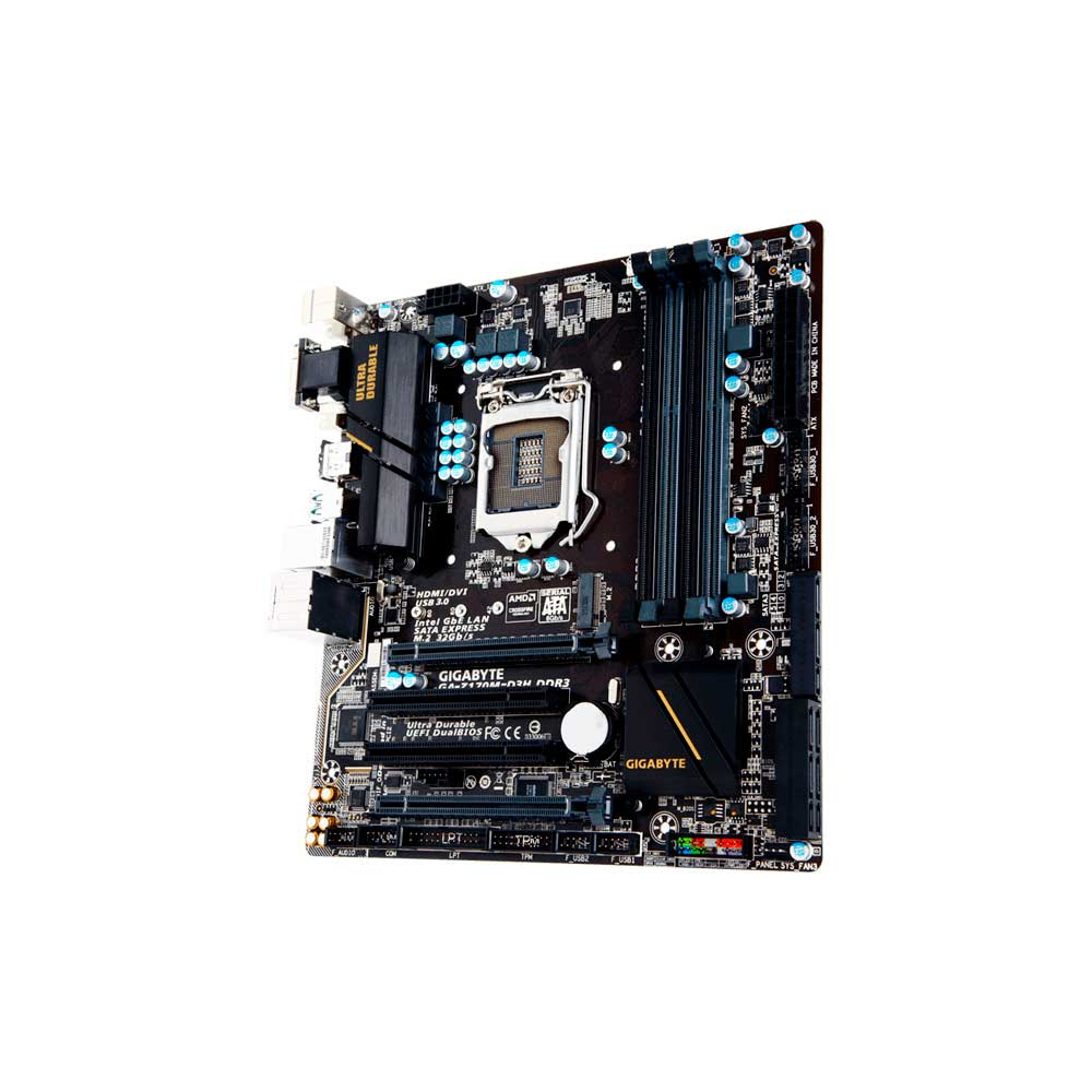 Mother Gigabyte GA-Z170M-D3H DDR3  LGA 1151