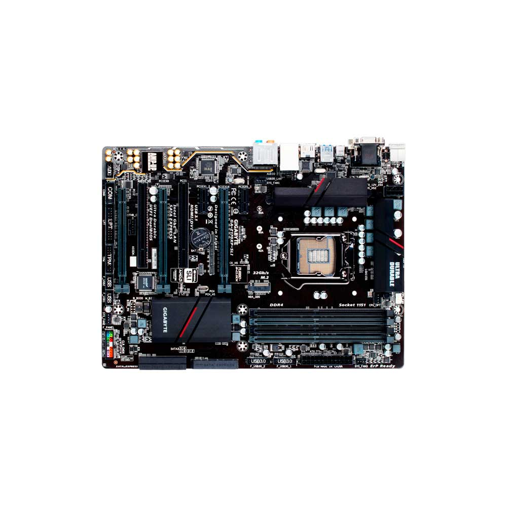 Mother Gigabyte GA-Z170XP-SLI DDR4  LGA 1151