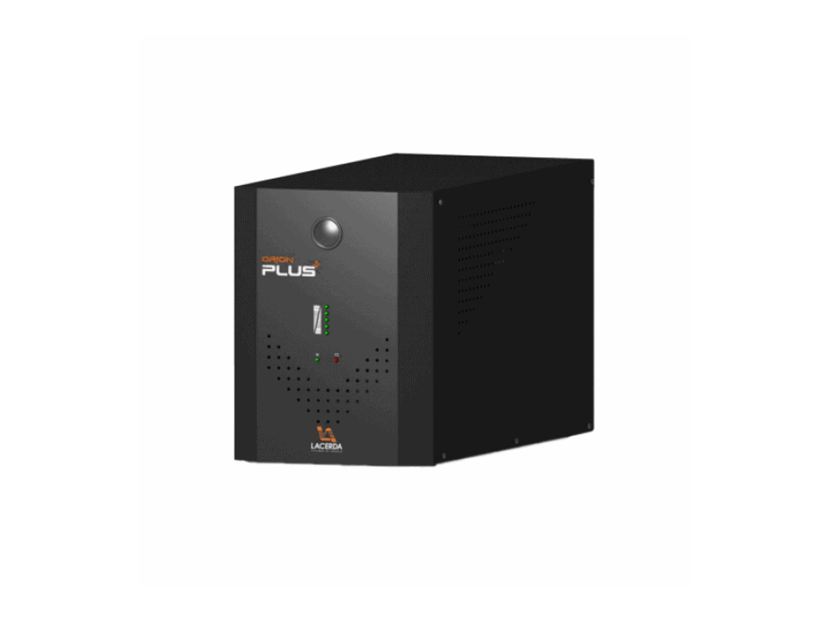Nobreak Lacerda UPS Orion Plus 2400VA USB CEB Bivolt AUT 115V