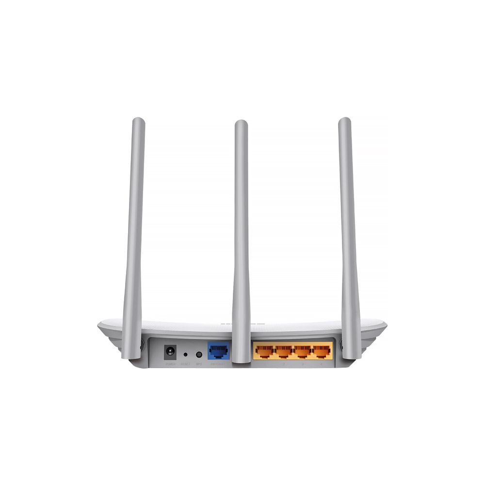 Roteador 300Mbps TP-Link TL-WR845N Wireless 3 antenas ipv6
