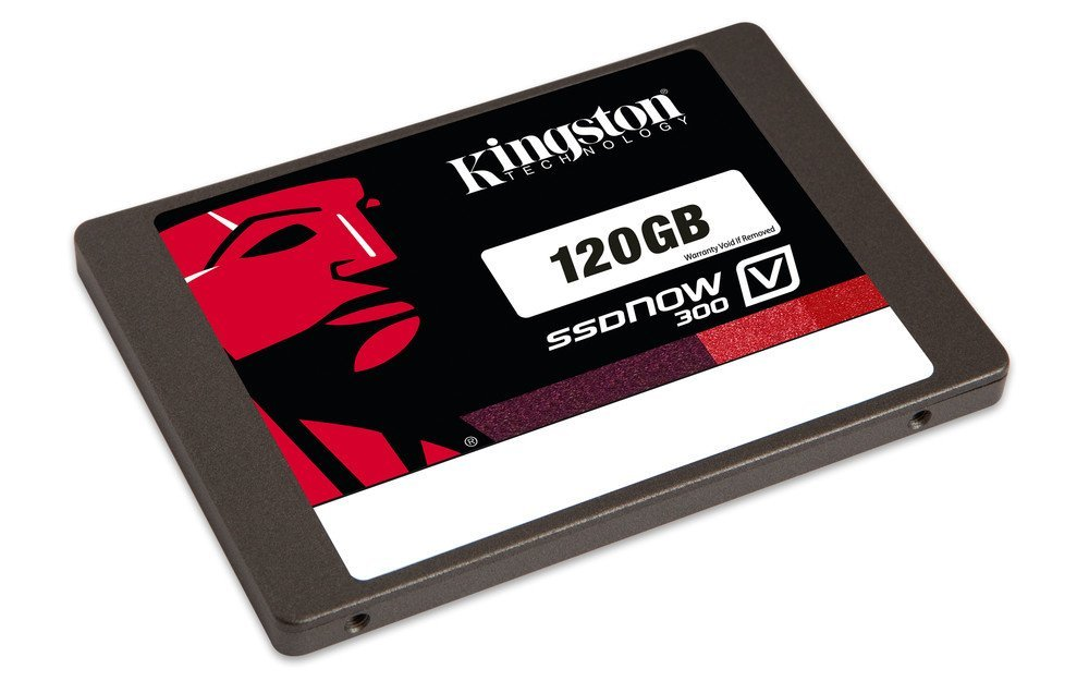 SSD 120GB Kingston V300 SATA III 6Gb/s SV300S37A/120G