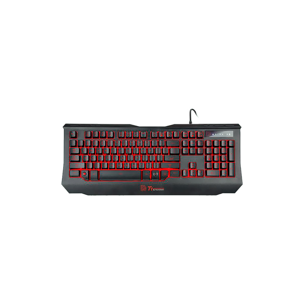 Teclado e Mouse Headset Mousepad Thermaltake Esports Gaming  KIT/LIGHTING KB-GCK-PLB