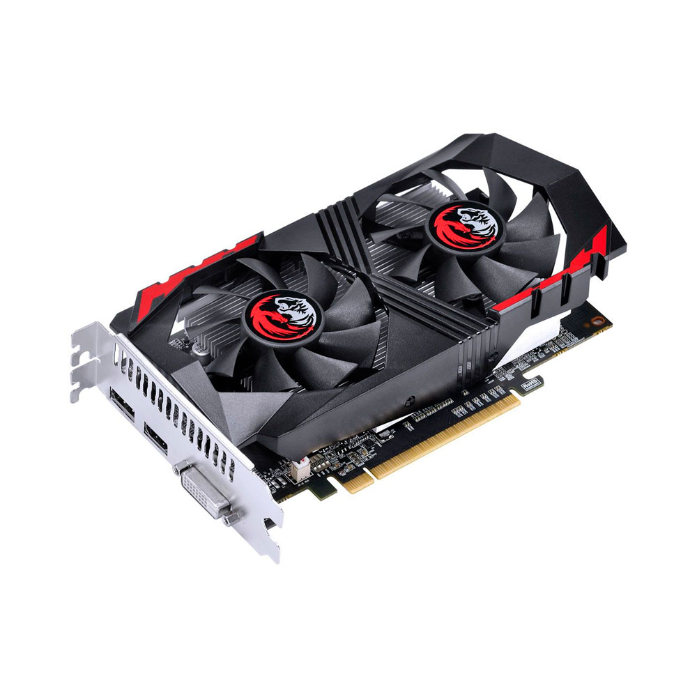 Placa de Video PcYes GeForce GTX 1050 2GB 128Bits DDR5