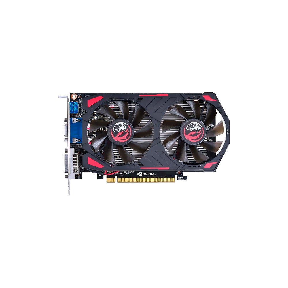 VGA GeForce 2GB GTX750TI DDR5 128 bits PPV750TI12802D5 PcYes