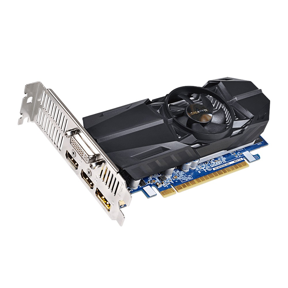 VGA GeForce 2GB GTX750TI Gigabyte DDR5 128 bits Low Prof GV-N75TOC-2GL