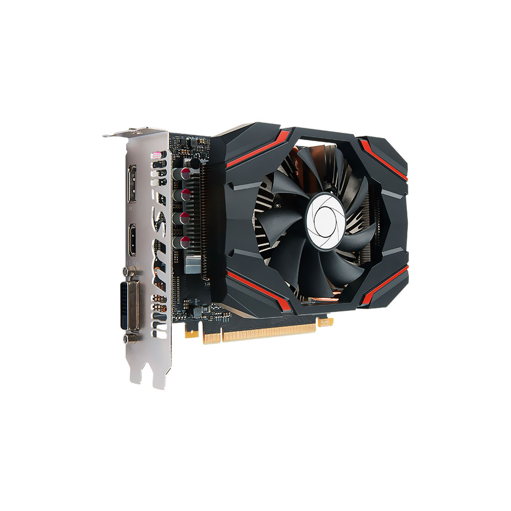 VGA GeForce 6GB GTX 1060 OC IGAMER DDR5 PCI-E 3.0 - MSI 912-V809-2463