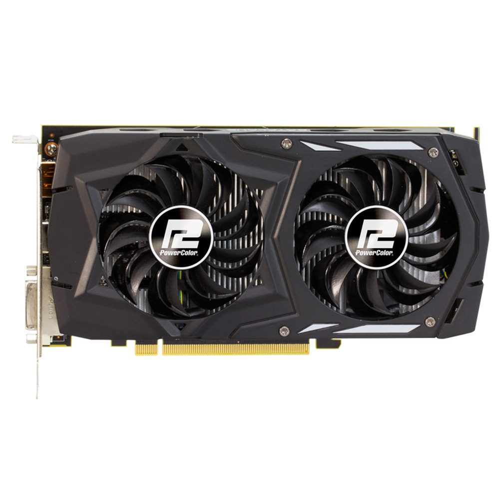 VGA Radeon 4GB RX 460 Red Dragon GDDR5 AXRX 460 4GBD5-DHV2/OC