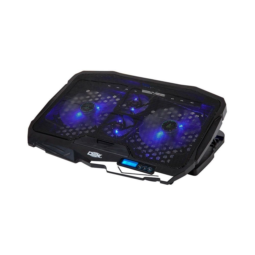 Base para Notebook 17,3´  Gamer Led Azul Dex - DX-006