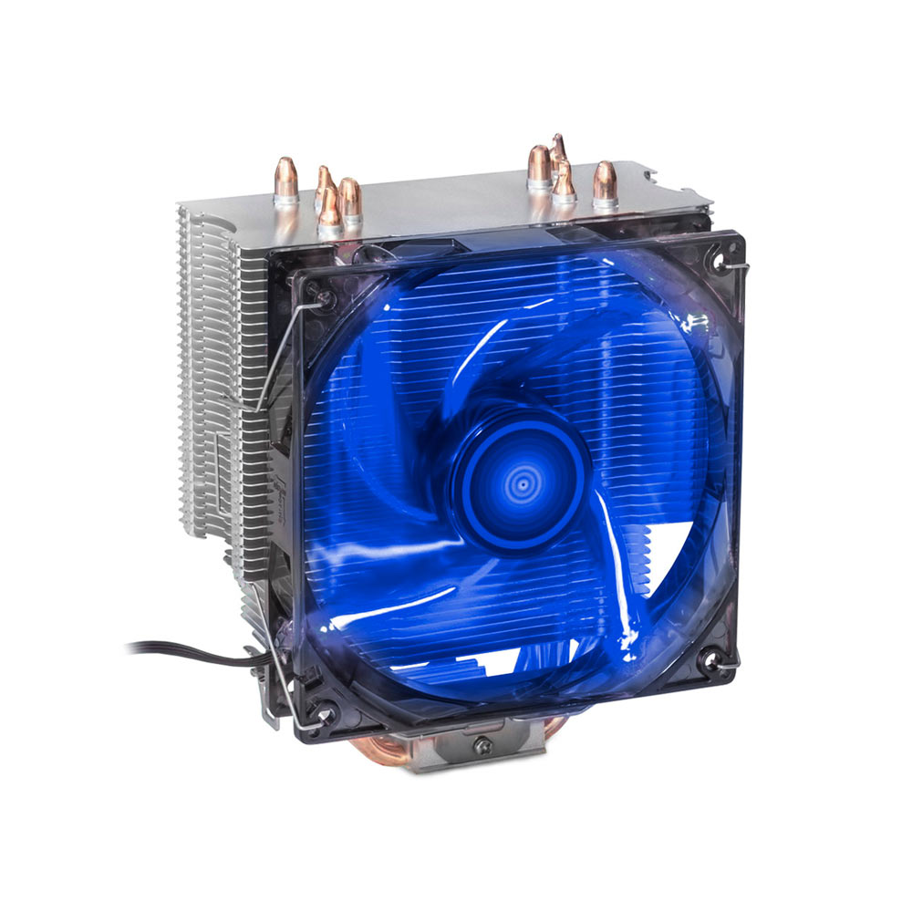 Cooler Gamer Dex Universal Intel e Amd Azul - DX-2011