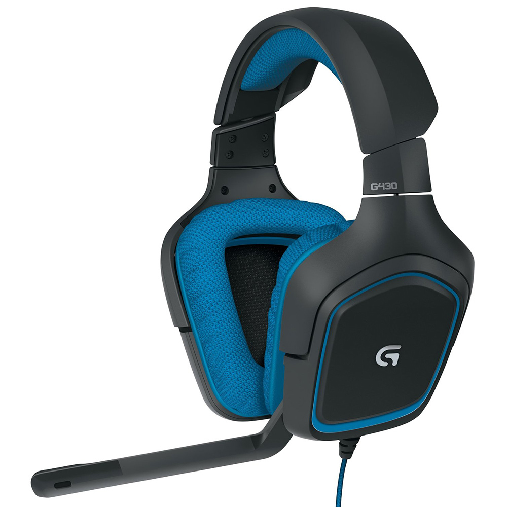 Headset Gamer Logitech Surround 7.1 Gamer G430