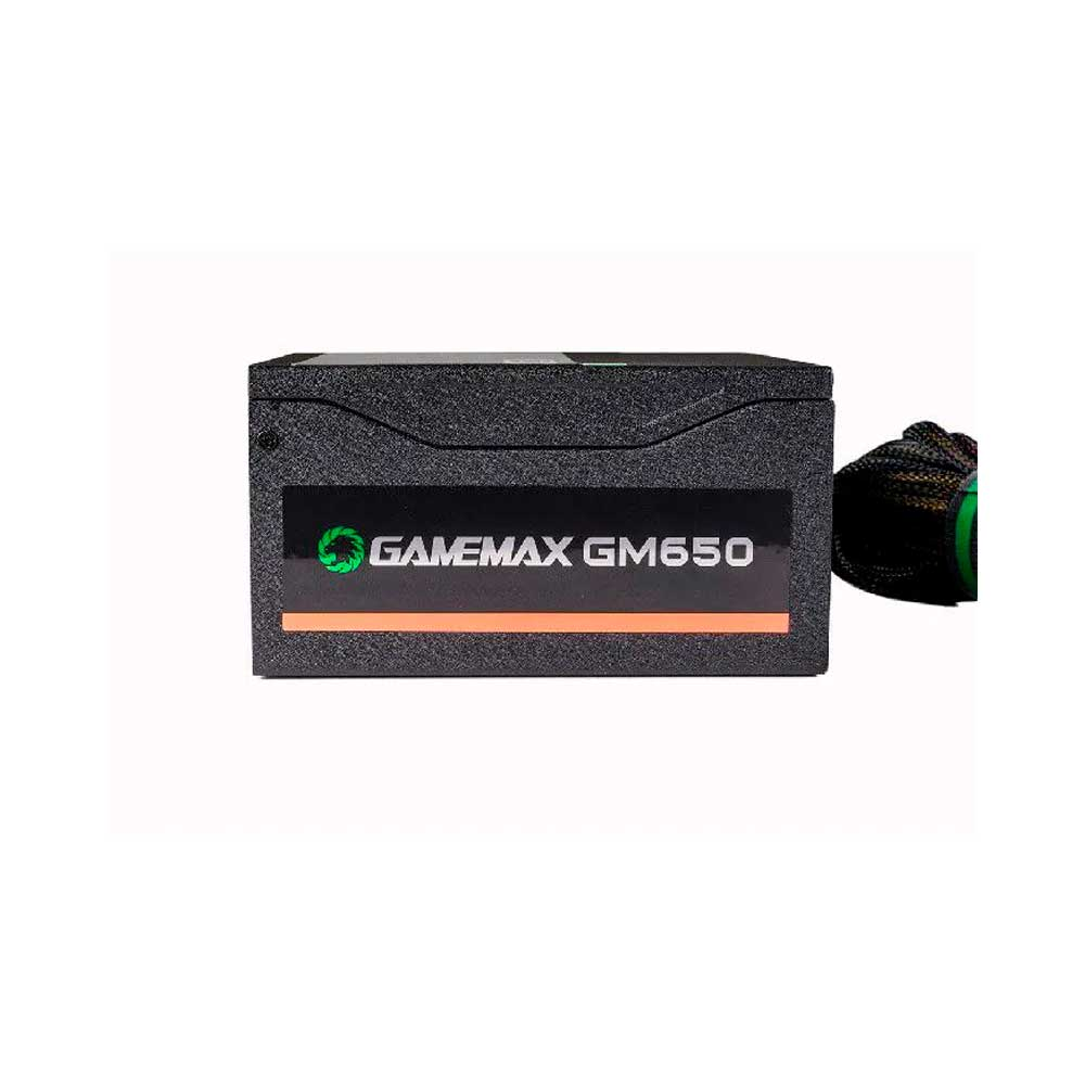 Fonte Gamemax 650W 80 Plus Bronze - GM650