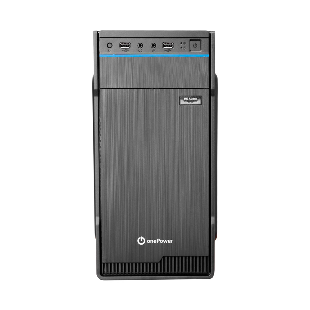 Gabinete One Power Office M8 (blue) com Fonte de 230W