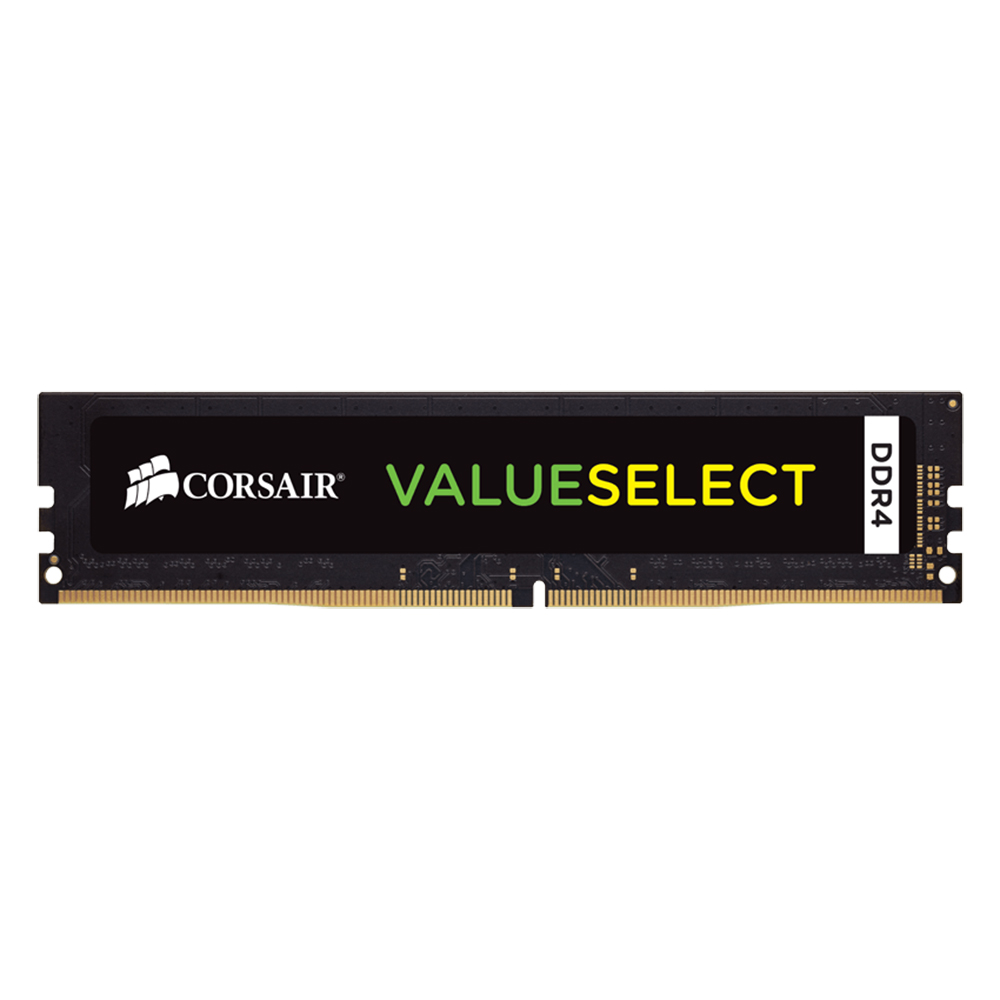 Memória Corsair 16GB DDR4 2133Mhz CL15 Value Select CMV16GX4M1A2133C15