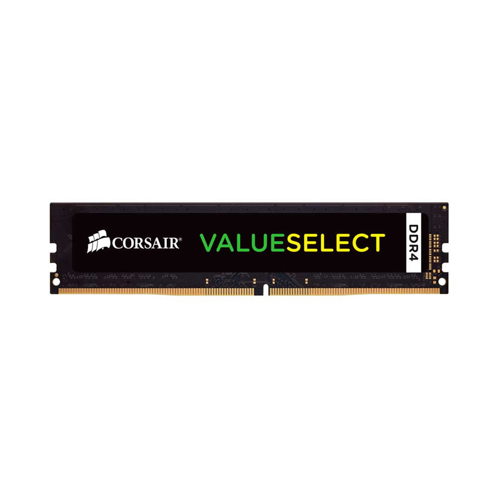 Memória Corsair 4GB DDR4 2400Mhz Value CL16 CMV4GX4M1A2400C16