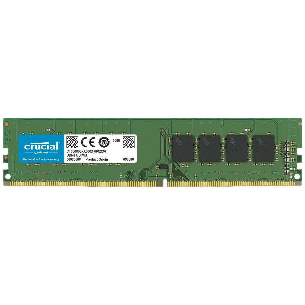 Memória Crucial  8GB DDR4 2133Mhz CL15 CT8G4SFS8213 p/Notebook
