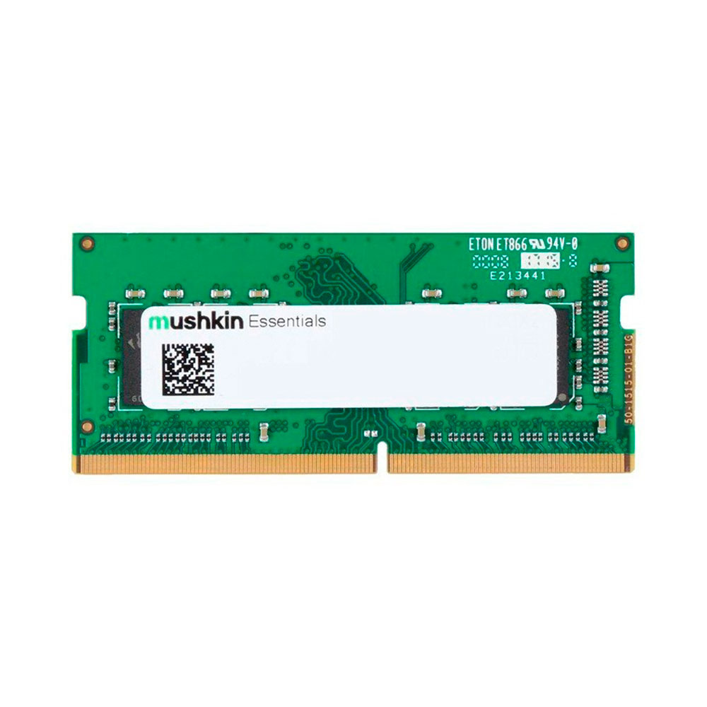 Memória Mushkin Essentials 4GB DDR4 2666Mhz CL17 MES4S266KF4G para Notebook