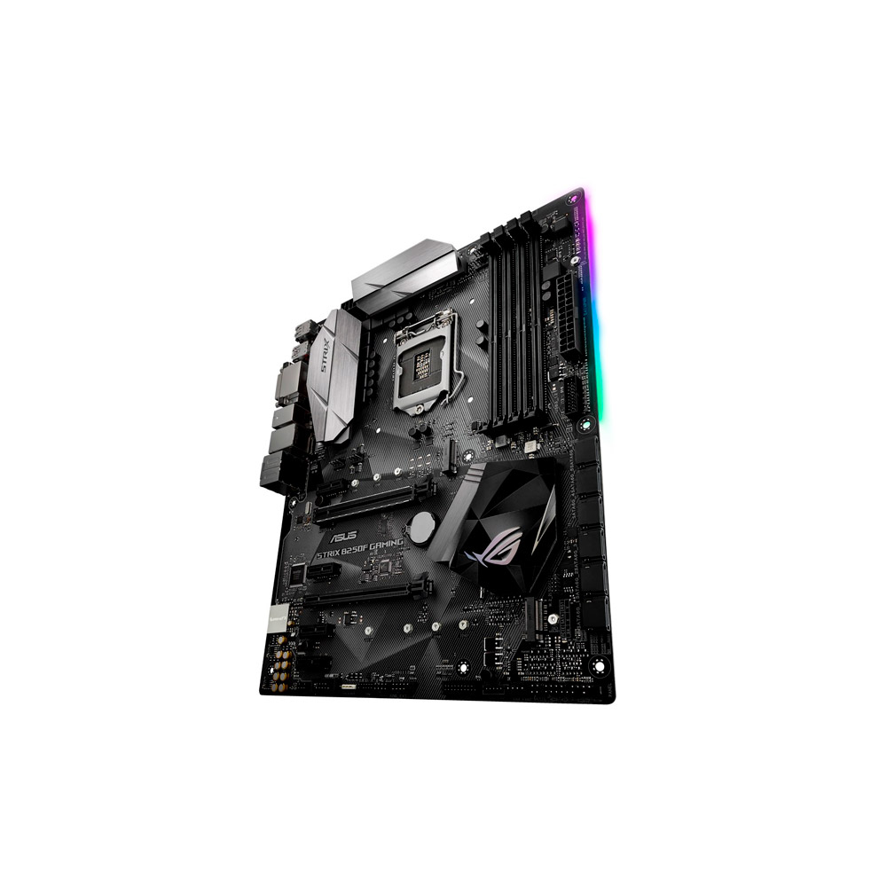 Mother Asus Rog STRIX B250F Gaming Aura Sync ,usb 3.1 Dvi/Hdmi/DP