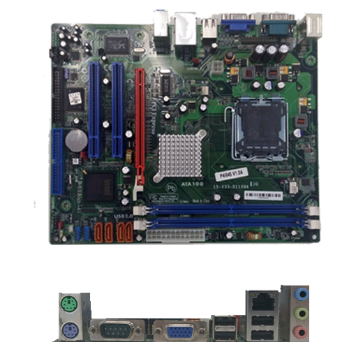 Mother Positivo P4I945 DDR2 LGA 478 OEM