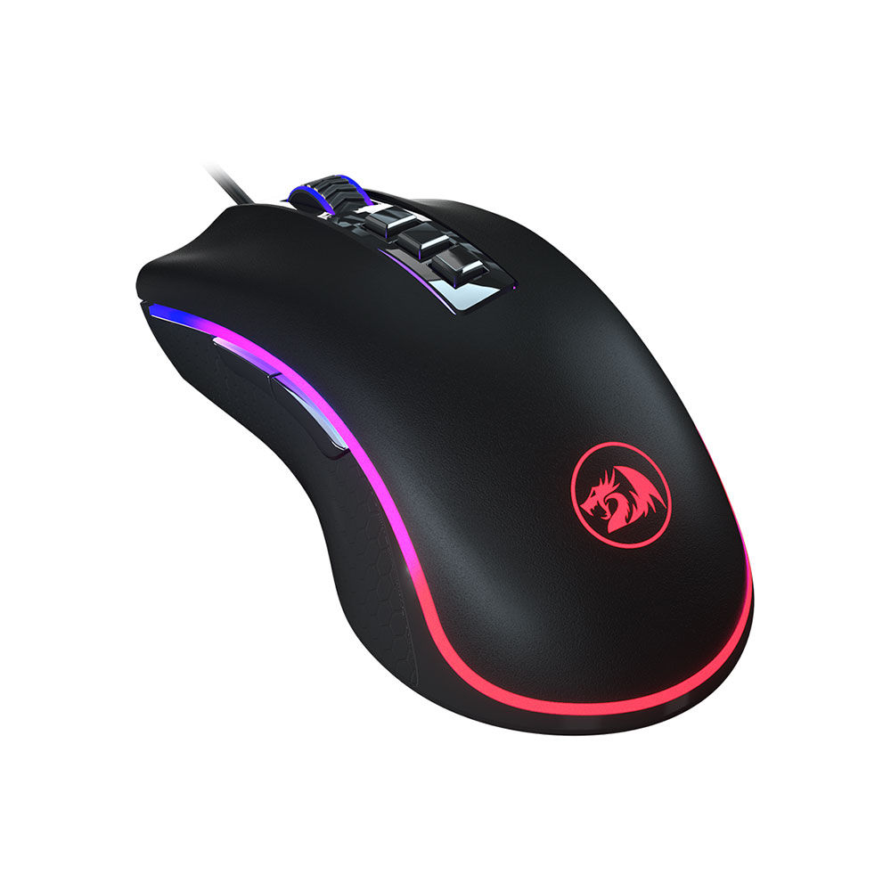 Mouse Gamer Redragon King Cobra Chroma M711-FPS RGB 24000 DP