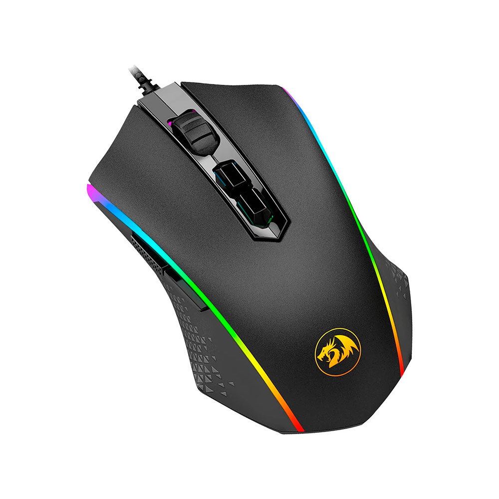 Mouse Gamer Redragon Nemeanlion Chroma M710 RGB 10000 DPI