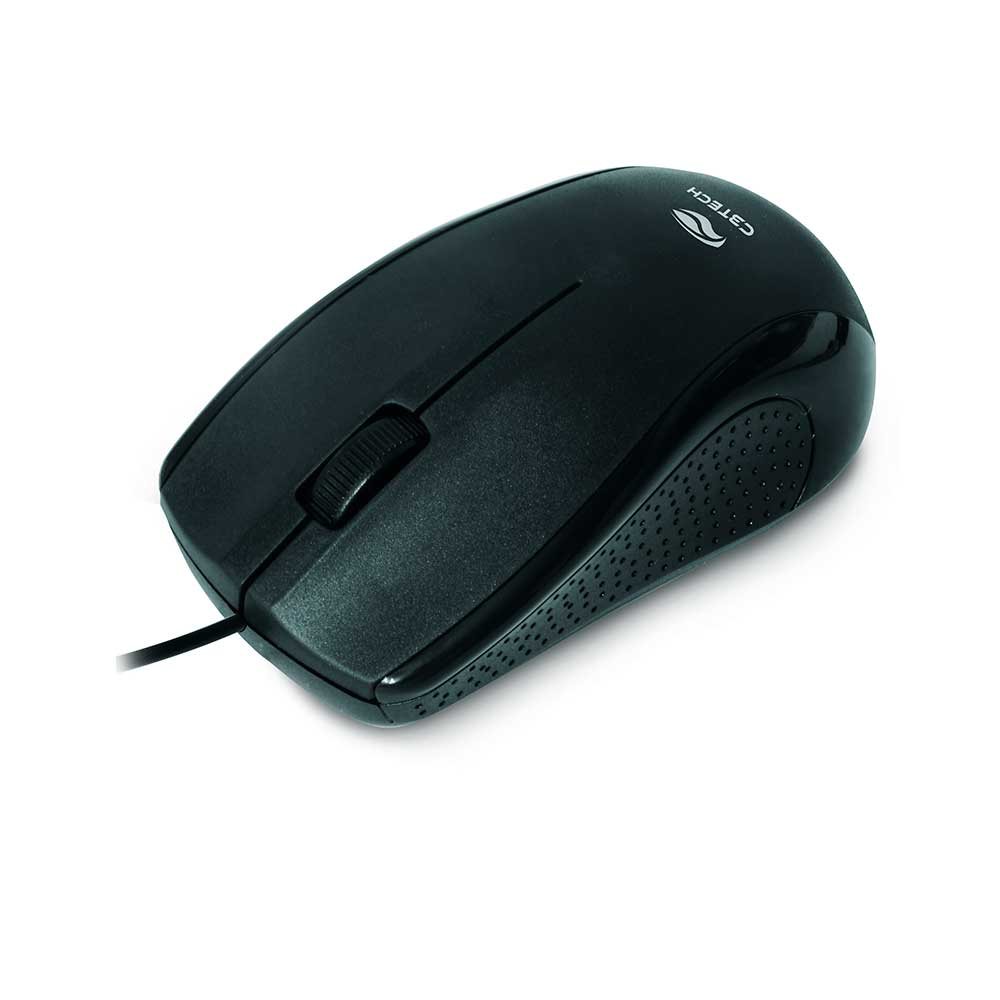 Mouse Usb C3 Tech  MS-26BK Preto