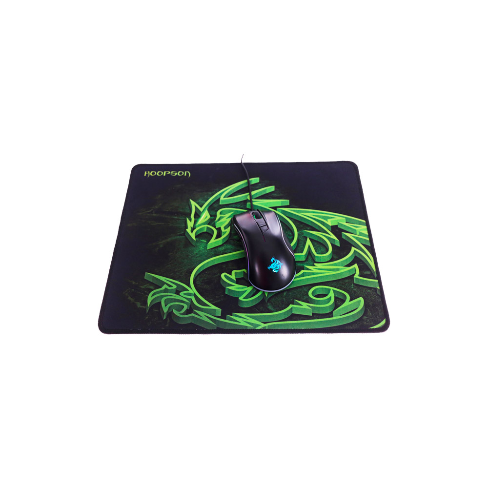 Mousepad Gamer Hoopson MP-23M Verde