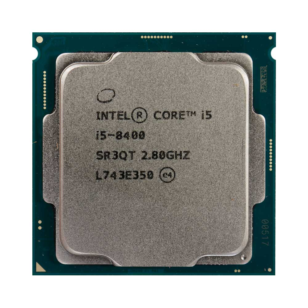 Processador Intel Core I5-8400 Coffe Lake 2.8GHz 9MB BX80684I58400