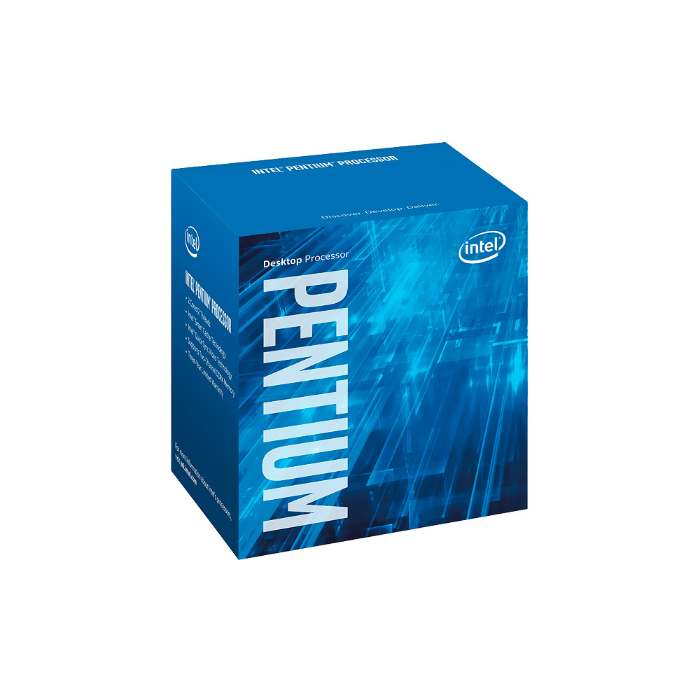 Processador Intel Dual Core G4400 Skylake 3.3GHz 3MB Intel HD LGA 1151