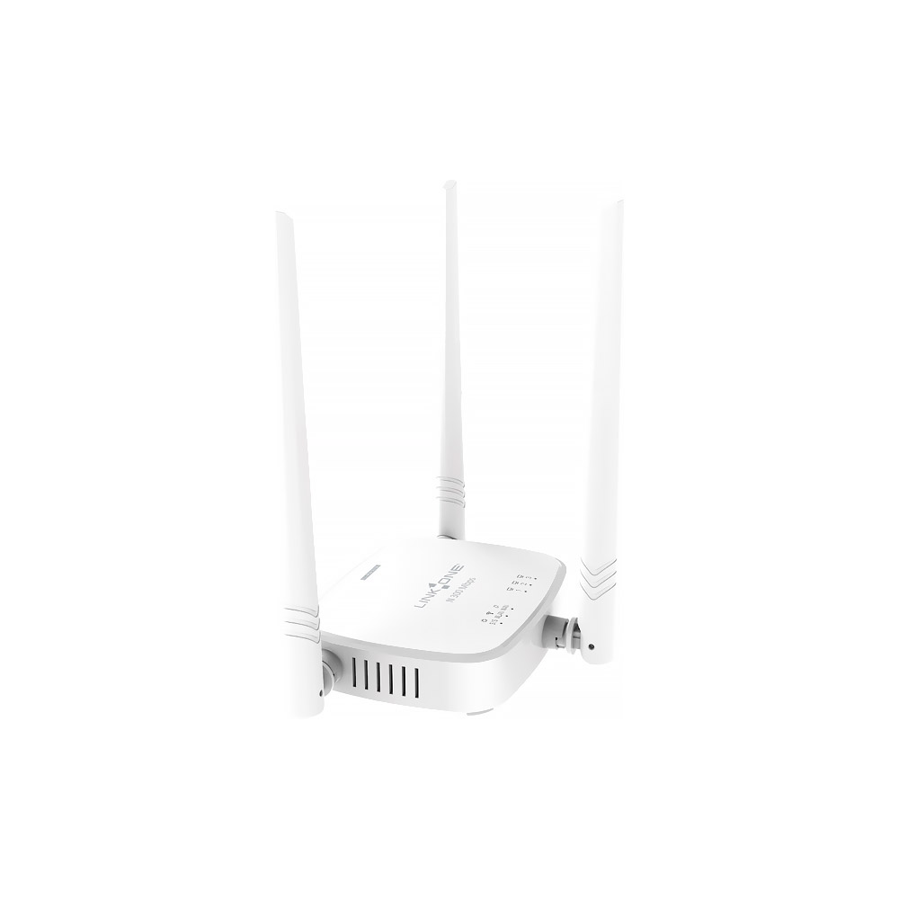 Roteador 300Mbps Link 1 One Lite L1-RW333L Wireless kit c/ 10 unidades
