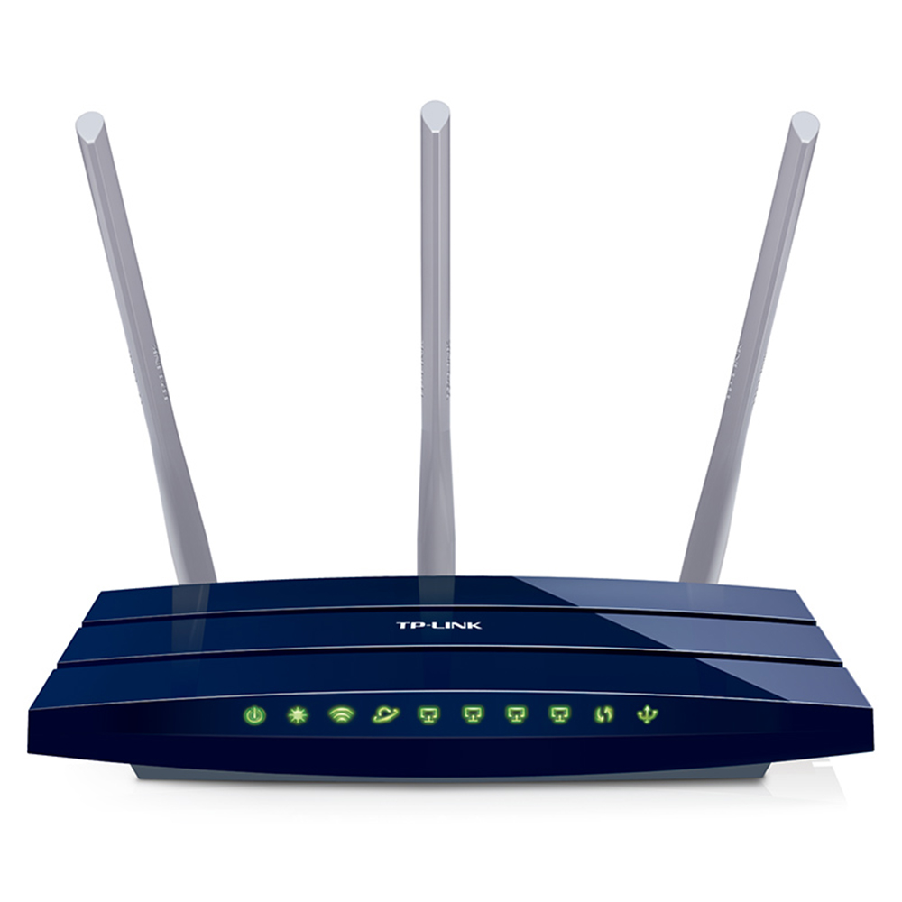 Roteador 300Mbps TP-Link TL-WR1043ND Wireless