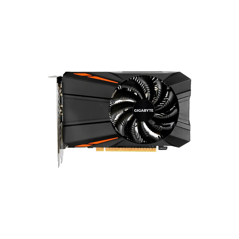 Placa de Vídeo Gigabyte GeForce GTX 1050Ti 4GB GDDR5  GV-N105TD5-4GD