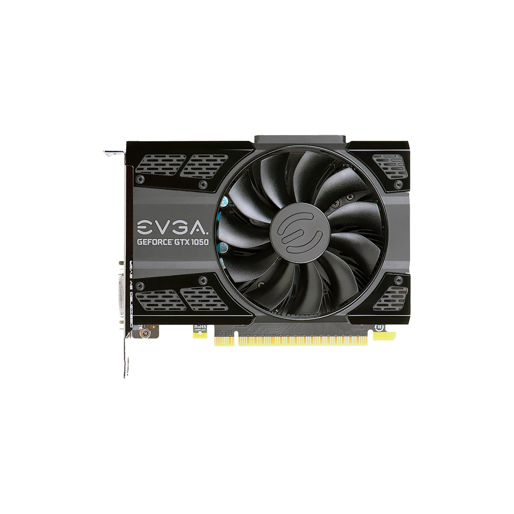 Placa de Vídeo VGA NVIDIA EVGA GEFORCE GTX 1050 TI SC Gaming 4GB GDDR5 04G-P4-6253-KR