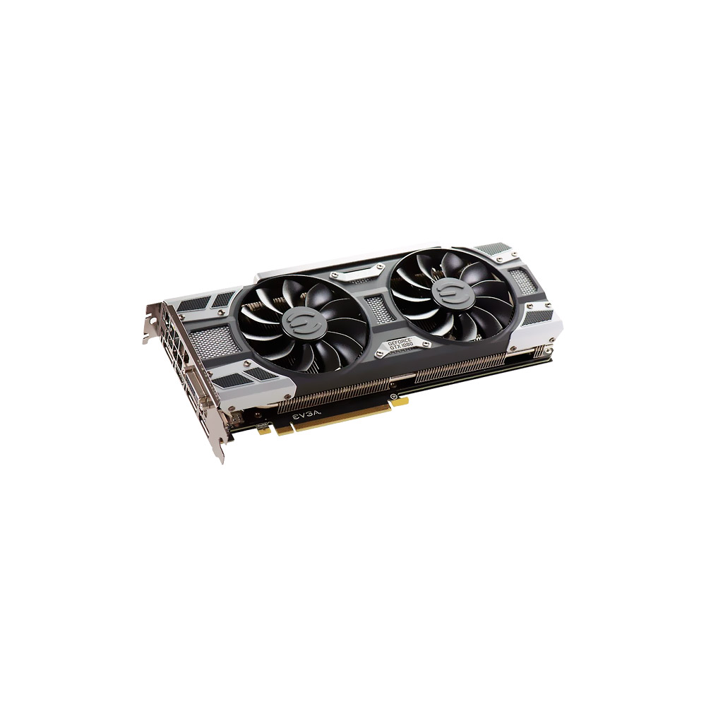 VGA GeForce 8GB GTX 1080 EVGA 256 bits DDR5X PCI-E 08G-P4-6181-KR