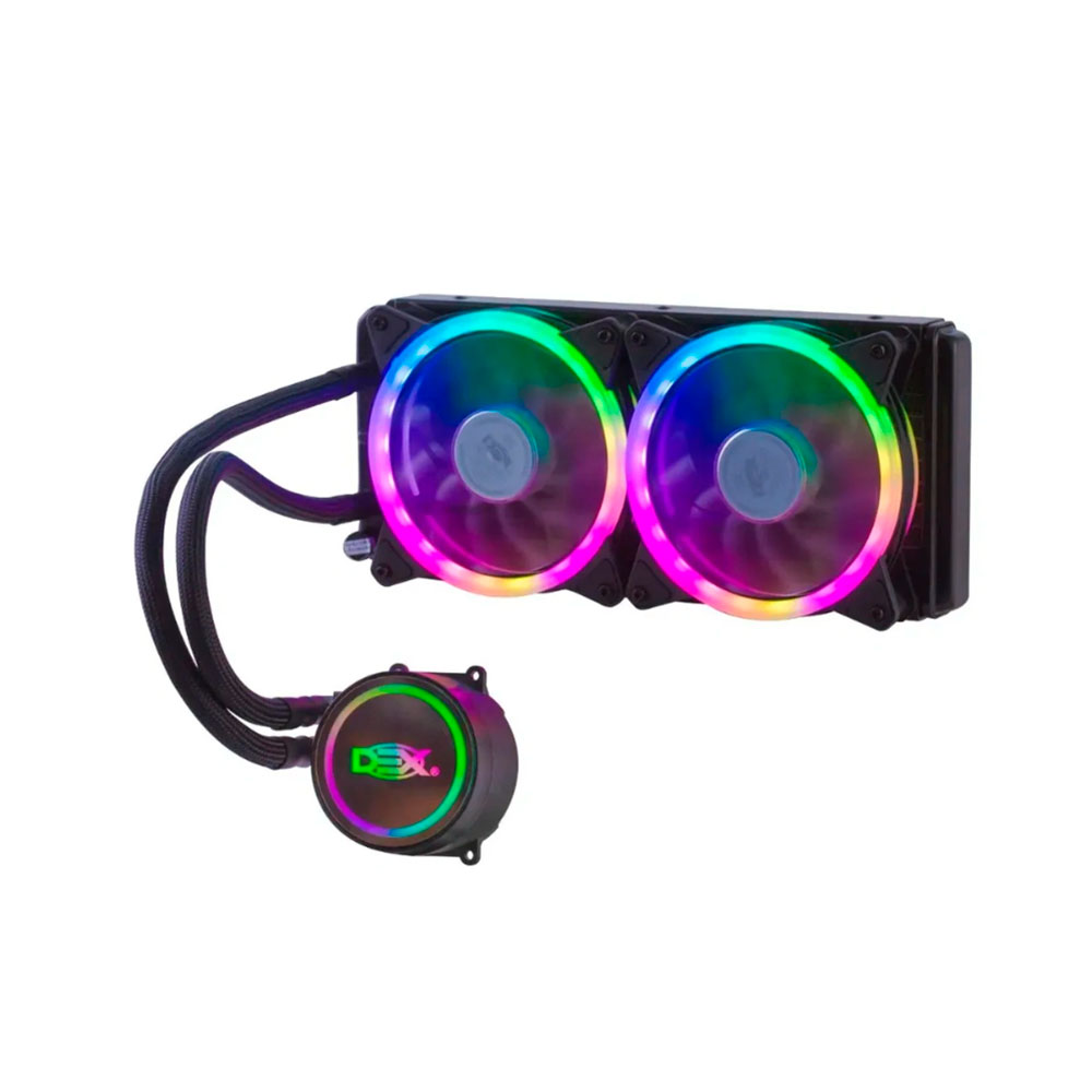 Water Cooler Dex Ice 240A RGB, 240mm -  DX-240A